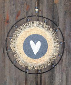 diy-pakket-decoratie-ring-50-cm-grijsblauw-met-hartje