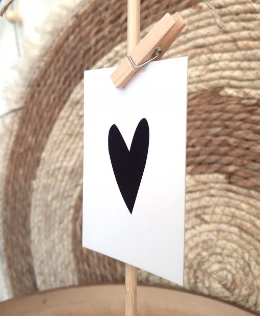eigenhoutje creatieve workshops limburg DIY pakketten kaarten hartje