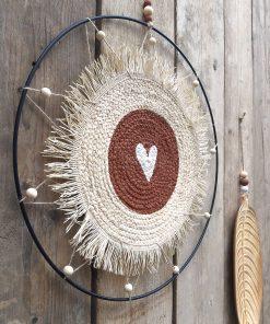 DIY pakket Decoratie ring wandecoratie muur interieur