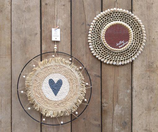 DIY pakket Decoratie ring wandecoratie interieur