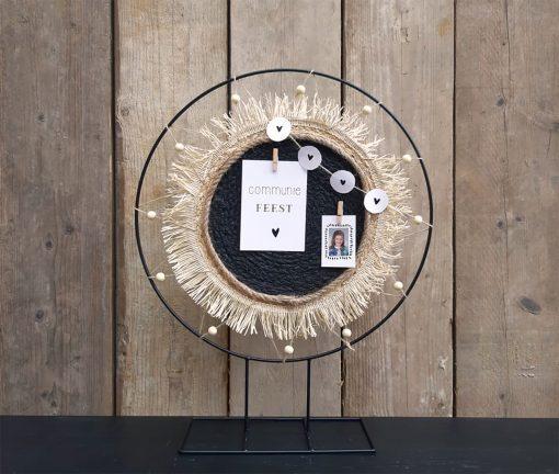 DIY pakket Decoratie ring interieur communie